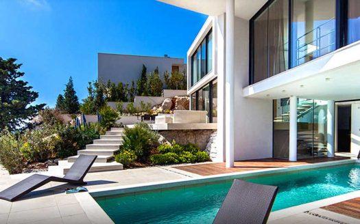 Infinity Reisen | Exklusives Luxus Ferienhaus Kroatien Mieten