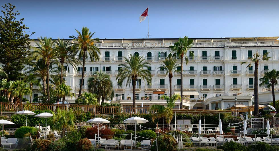 Hotel Luxe San Remo