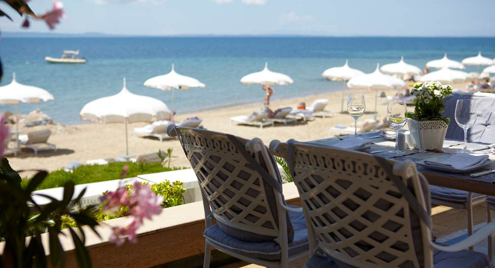 Danai Beach Resort And Villas Halkidiki